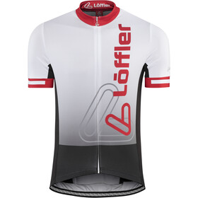 Löffler Racing Maillot manches courtes Homme, white/red